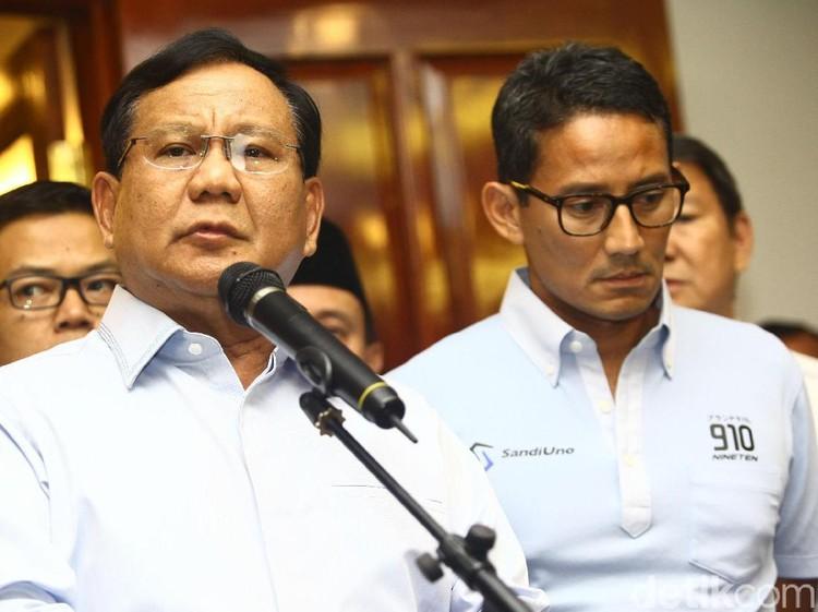 Megawati dan SBY yang Soroti Visi-Misi Prabowo