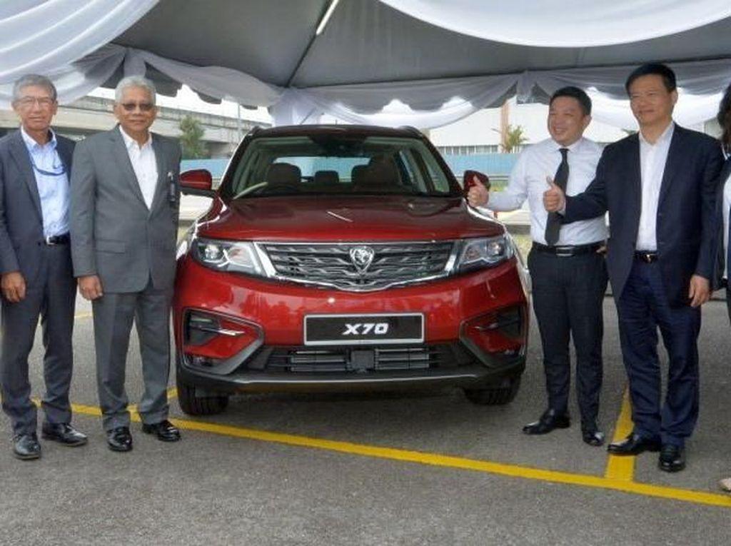 SUV Proton Rival Honda HR-V Bakal Masuk RI Tahun Depan