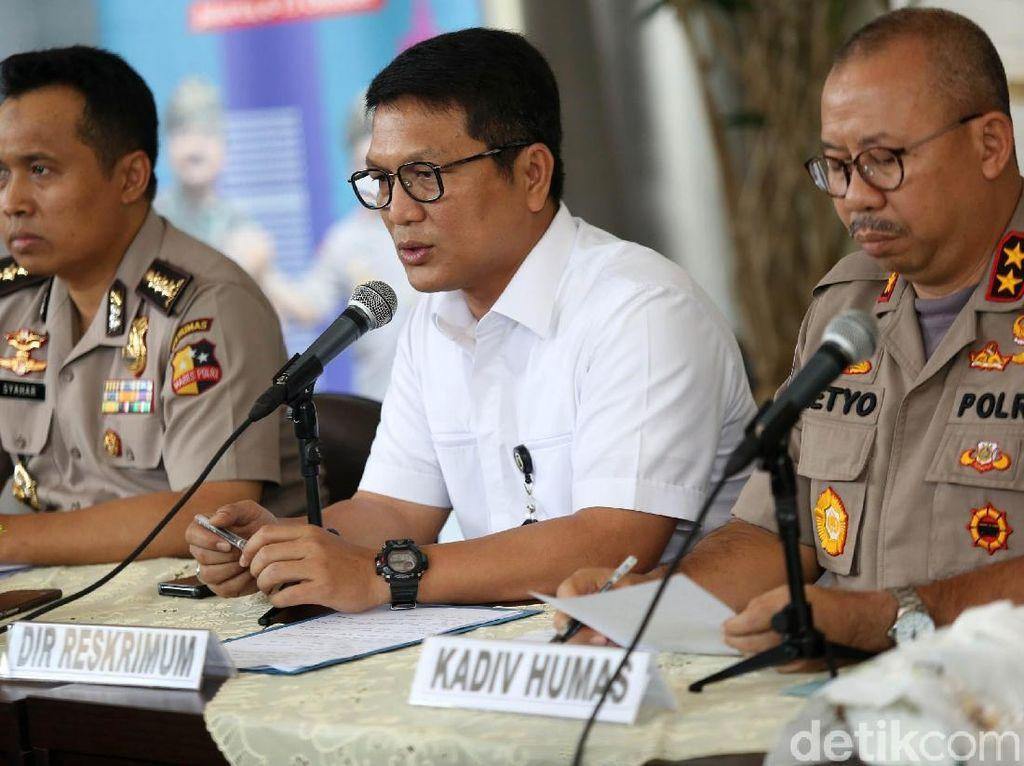 Polisi Jelaskan Kasus Ratna Sarumpaet