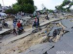 Pengungsi Gempa di Sigi Sulteng Butuh Air Bersih