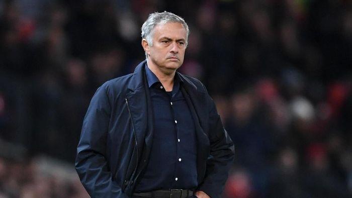 Jose Mourinho dirumorkan kembali diincar Real Madrid untuk menggantikan Julen Lopetegui. (Foto: Michael Regan/Getty Images)