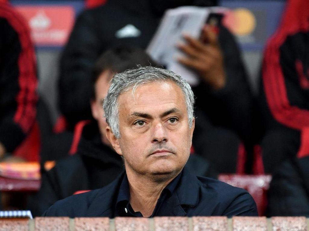 Mourinho Akan Latih Madrid Lagi Cepat atau Lambat