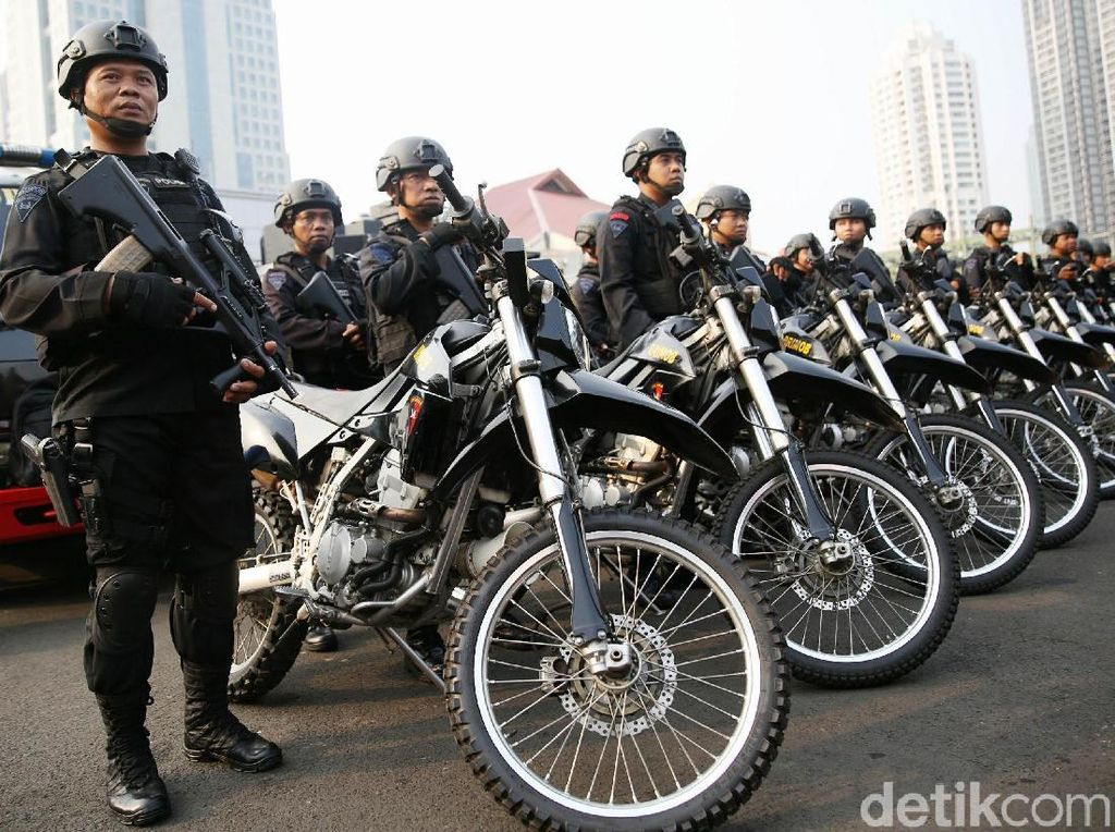 Heboh Polisi Disebut Jadi Calo di GBK, Polres Jakpus Membantah