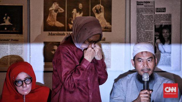 Timses Prabowo: Tak Ada Opsi Selain Pecat Ratna Sarumpaet