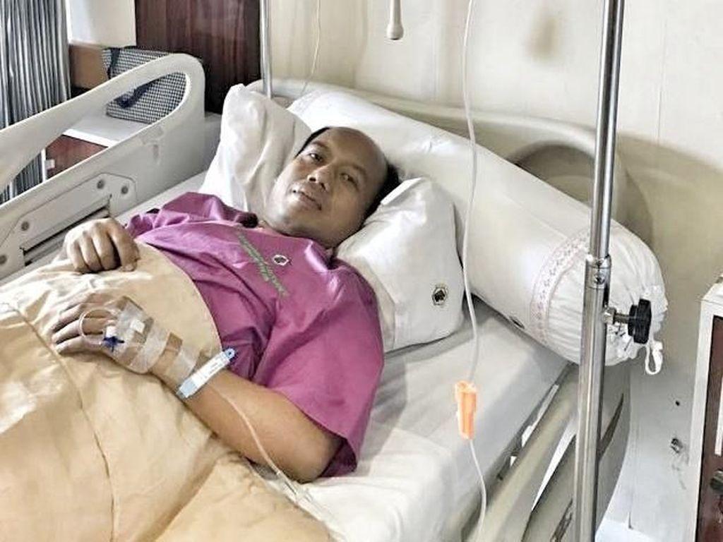 Sutopo BNPB Impikan Salaman dengan Jokowi