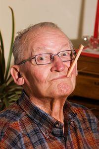 Kakek 94 Tahun Ini Tak Pernah Terserang Flu, Ini Rahasianya