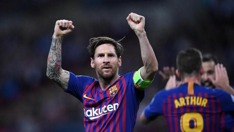 image of Lionel Messi Bertemu Dengan Tim yang Paling Sering Dibobol Di La Liga