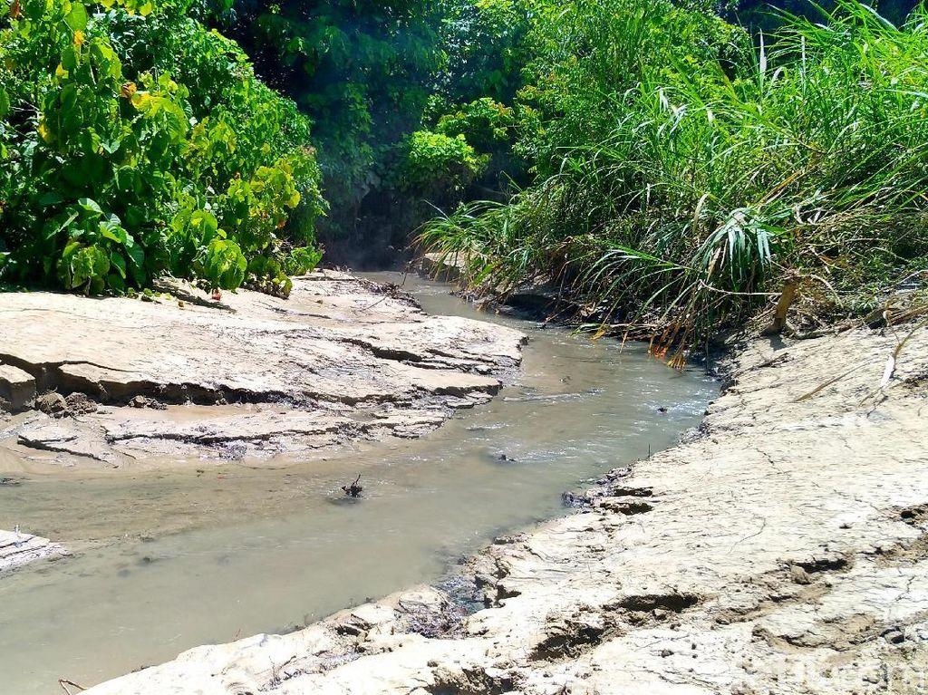Ada Mata Air Panas Tersembunyi di Kampung Mosso, Perbatasan RI-PNG
