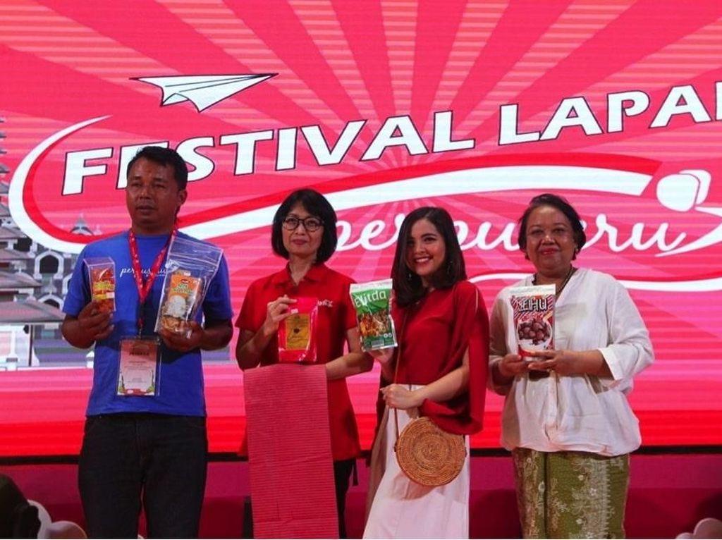 Festival Lapak PerpuSeru Sukses Sebarkan Inspirasi Literasi
