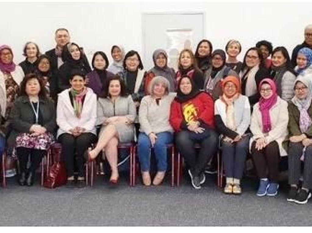 Perempuan Lintas Agama Indonesia Belajar Kepemimpinan di Australia