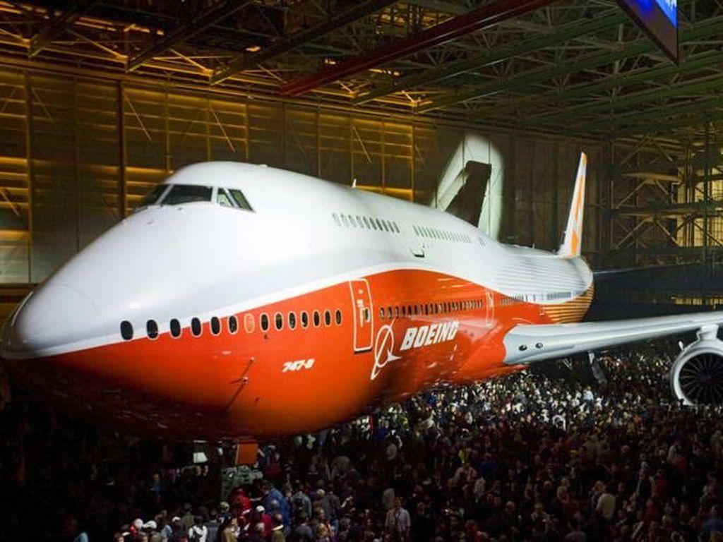 Foto: 50 Tahun Perjalanan Karir Boeing 747