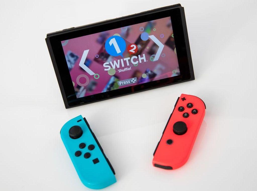 Virus Corona Ganggu Produksi Nintendo Switch