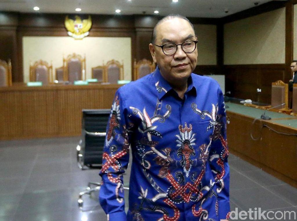 Johannes Kotjo Jalani Sidang Perdana soal Suap PLTU Riau-1