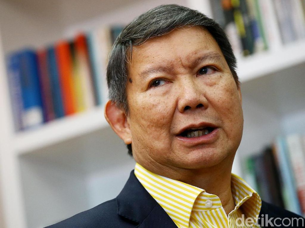 Singgung Surat Suara Tercoblos di Malaysia, Hashim: Menyedihkan!