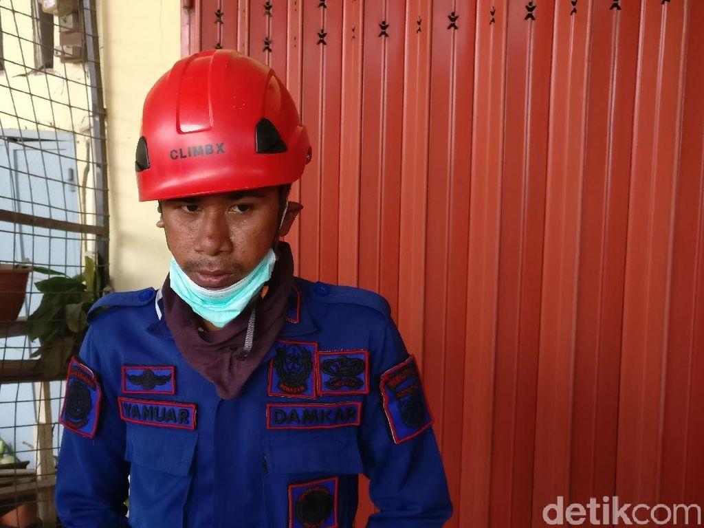 Cerita Petugas Damkar Palu yang Selamat dari Tsunami Saat Bertugas