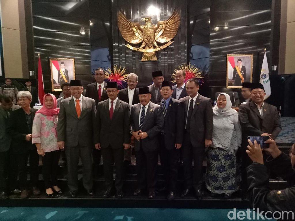 Ichwan Zayadi Ditunjuk Gantikan Lulung Jadi Pimpinan DPRD DKI
