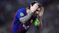 Messi, Selebrasimu Itu Lho...