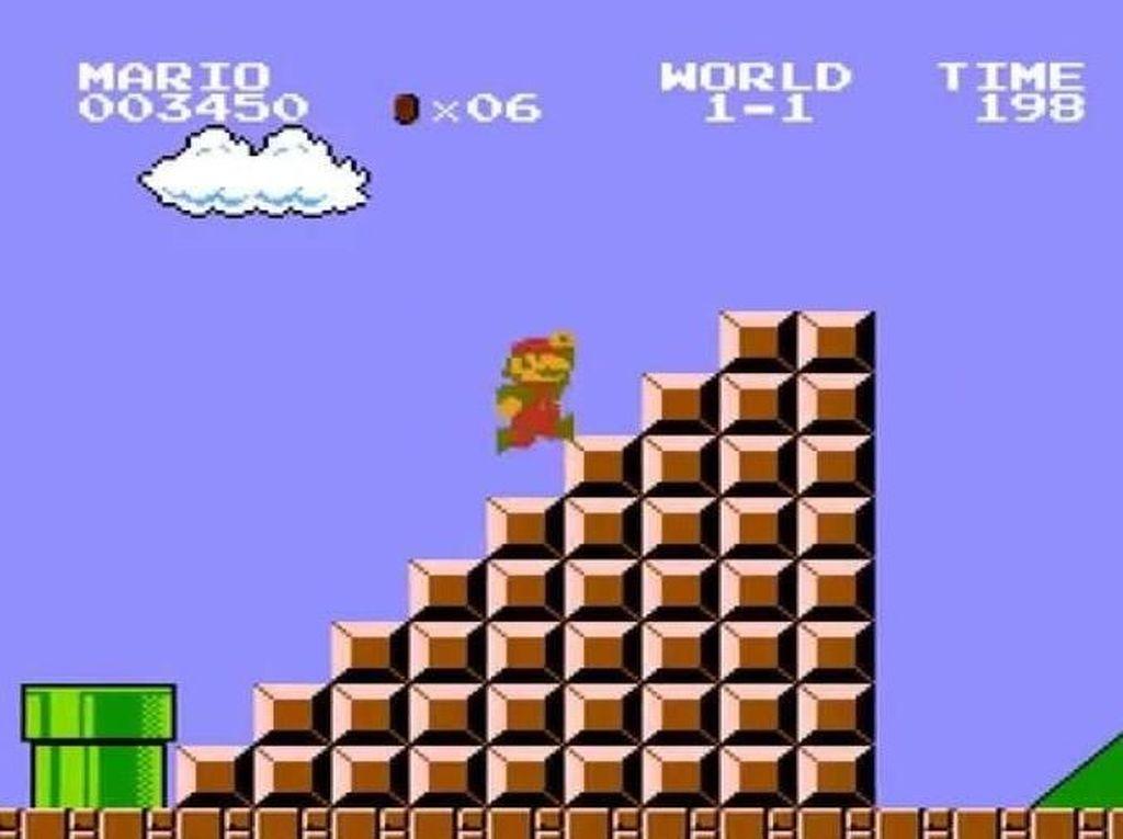 Prototipe Game Jadul Legendaris Nintendo Bocor