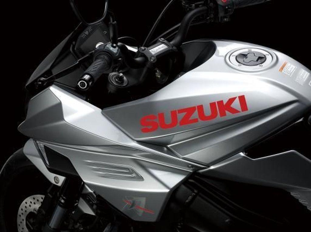 Penjualan Motor Suzuki Meningkat di Tengah Pandemi, Bagaimana Bisa?