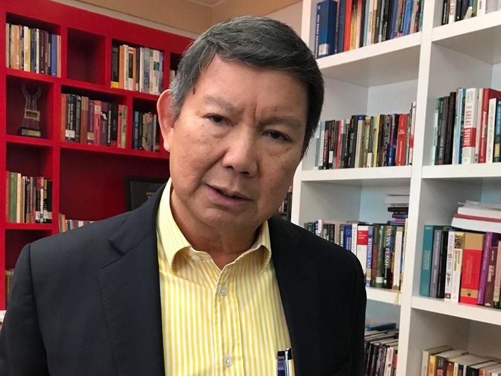 Hashim Tepis Hoax Ratna Sarumpaet Jadi Gol Bunuh Diri Prabowo-Sandi
