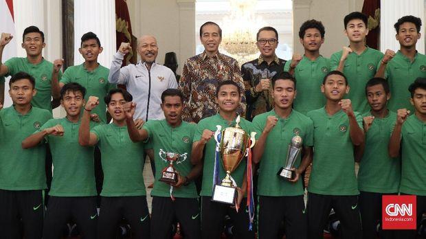 Timnas Indonesia U-15 berpeluang mengulangi kesuksesan tahun lalu.