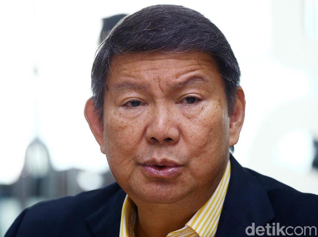 Hashim Sebut Tak Ada Pembahasan Menteri di Syukuran Ultah Prabowo
