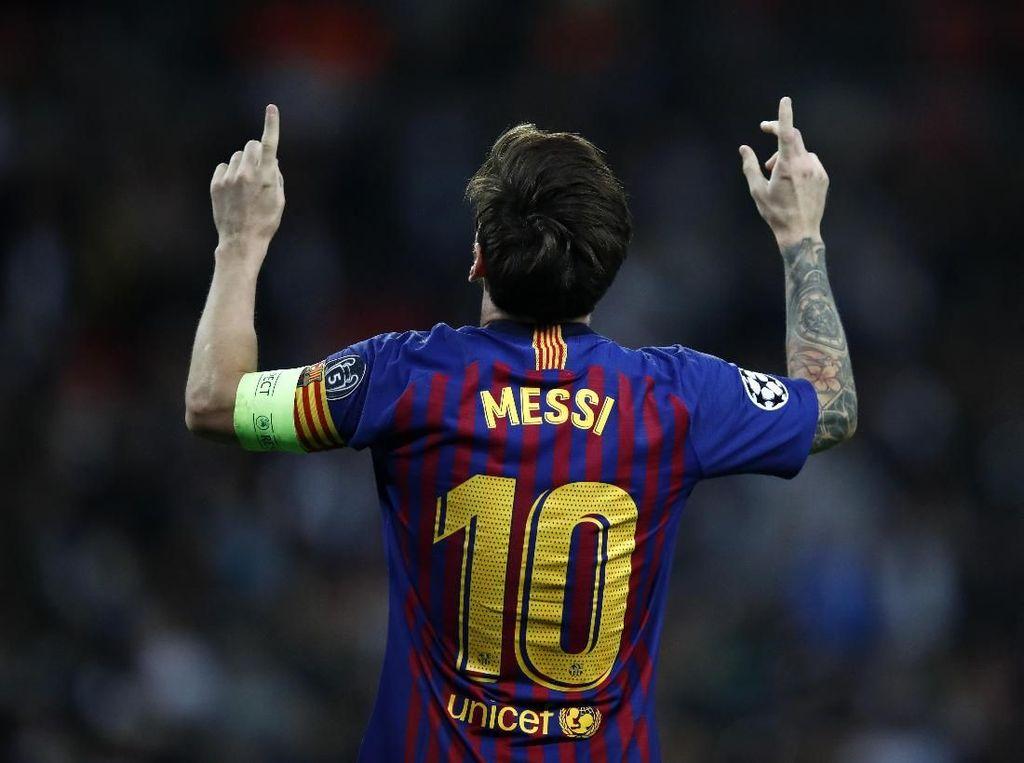 Video: Messi Tolak City Meski Digaji 3 Kali Lipat
