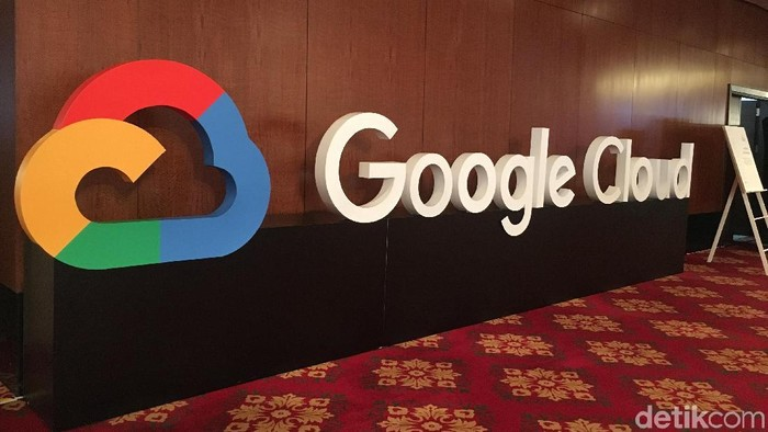 Google tak ikut tender cloud Dephan AS (Foto: Agus Tri Haryanto/inet)