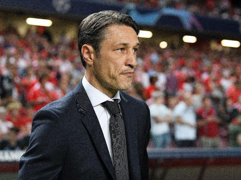 Terus Rotasi Skuat Bayern, Kovac Berisiko Dipecat