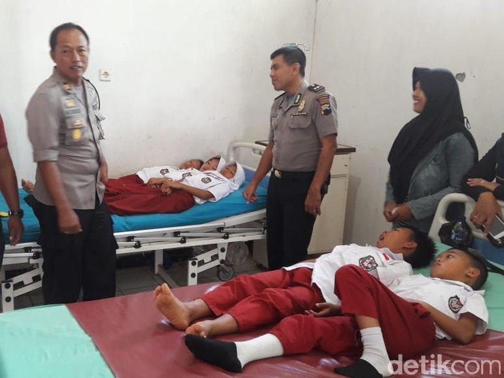 Selain di Cilacap, Dugaan Keracunan Permen Stik Terjadi di Kendal