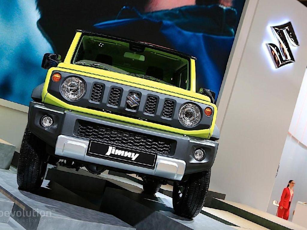 Harga Jimny di Indonesia di Bawah Rp 400 Juta?