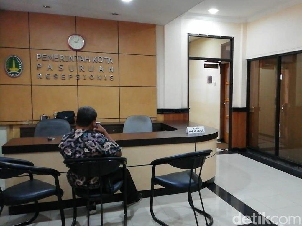 KPK Segel 5 Ruang Dinas Pemkot Pasuruan