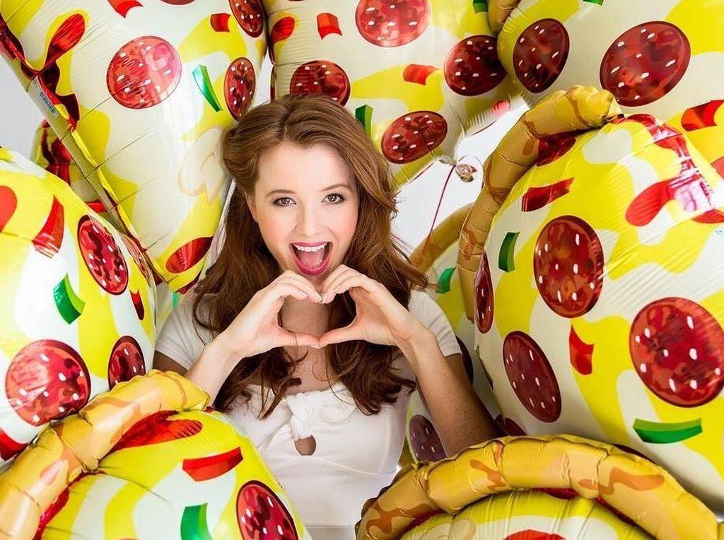 Keren! Pencinta Pizza Wajib Datang ke Museum Pizza Instagenik Ini