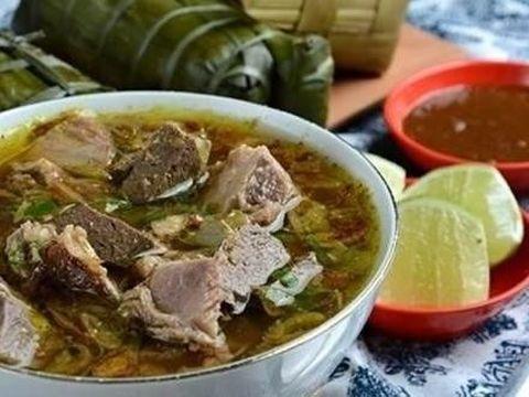 Resep Coto Makassar, Sedapnya Aroma Khas Sambal Taoco