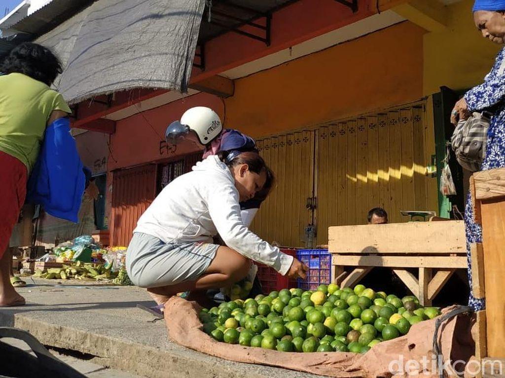 Ekonomi Palu Bergeliat, Pasar Tradisional Mulai Hidup