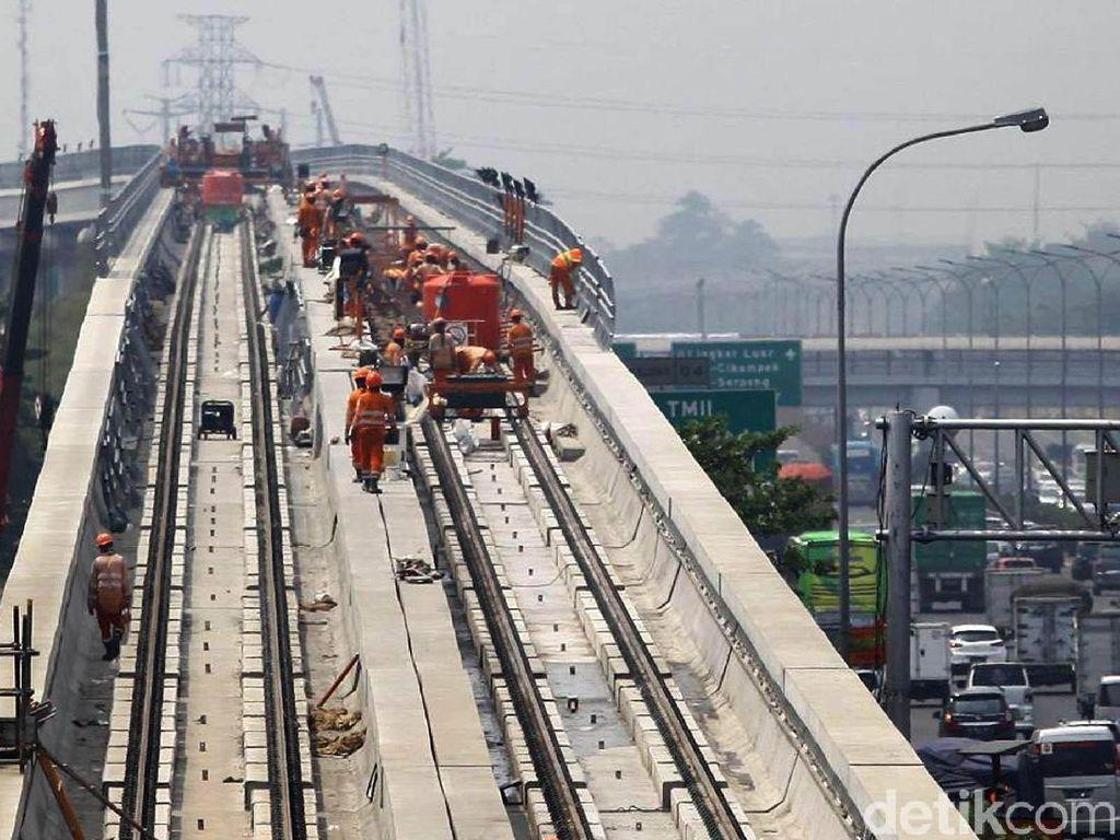 Mau Ikutan Uji Coba Publik LRT Jakarta, Begini Cara Daftarnya