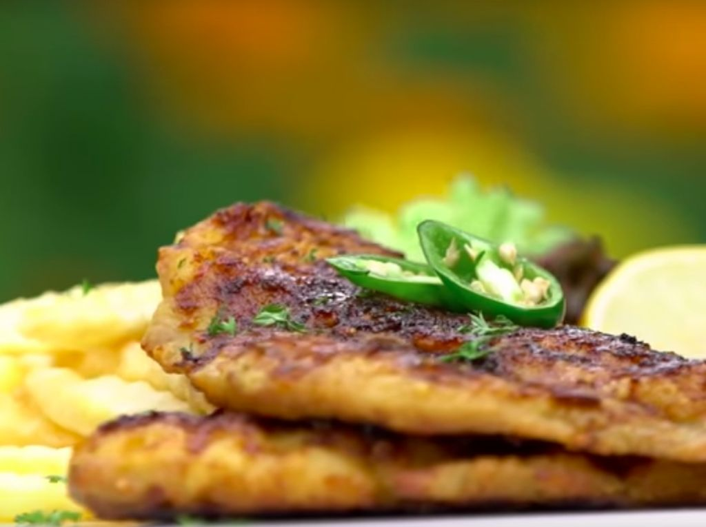 Resep Steak Ikan Nila Pedas