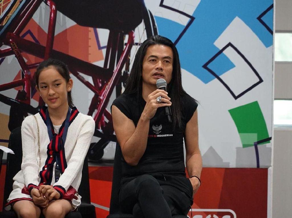 Ini Tantangan Jay Subiyakto Siapkan Pembukaan Asian Para Games 2018