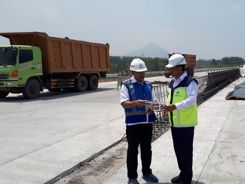 Konstruksi Capai 71%, Tol Pandaan-Malang Beroperasi Awal 2019