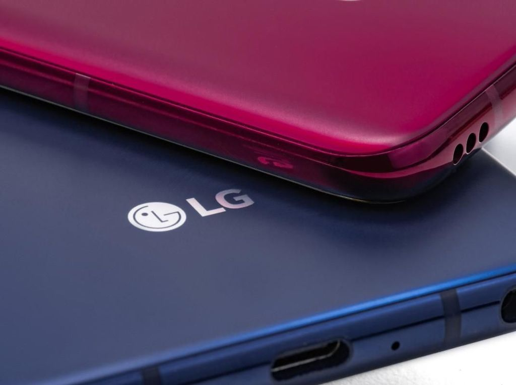 LG G8 Bakal Pakai Kamera Depan 3D, Apa Fungsinya?