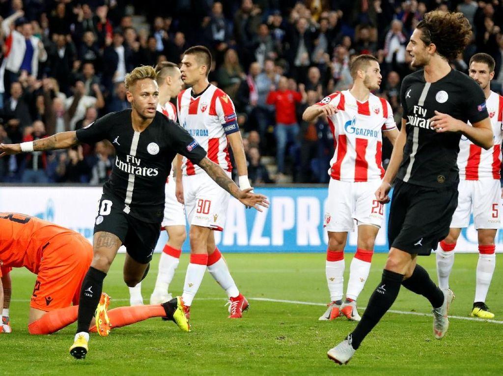 Diduga Terjadi Pengaturan Skor, Laga PSG vs Red Star Belgrade Diselidiki