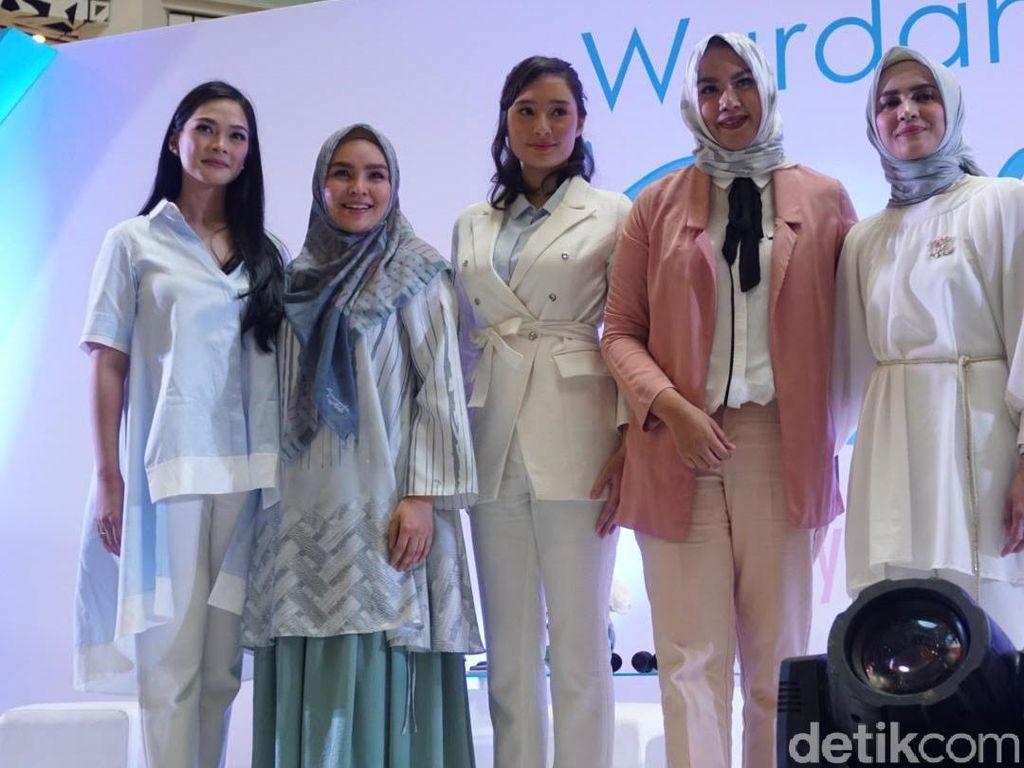 Tatjana Saphira, Zaskia hingga Ria Miranda Akan Berbagi Tips di Wardah Days