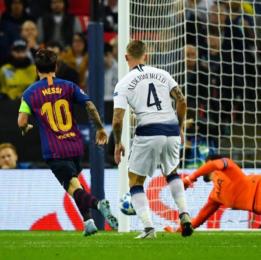 Wembley Masih Spesial untuk Barcelona