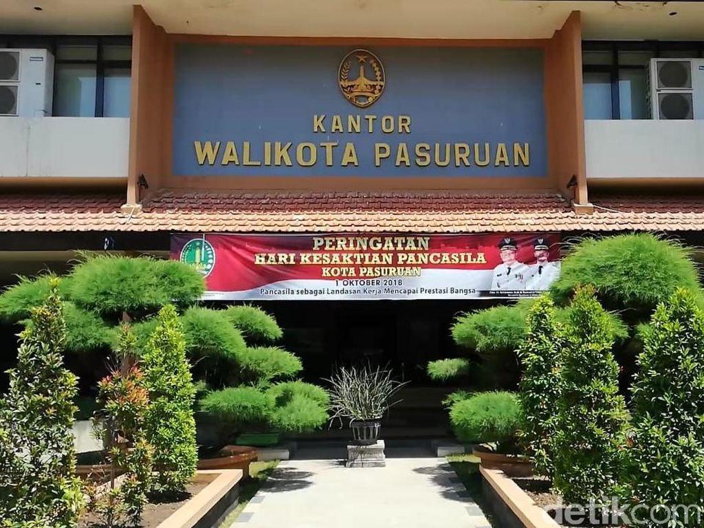 Wali Kota Pasuruan Kena OTT, Wawali Jamin Roda Pemerintahan Normal