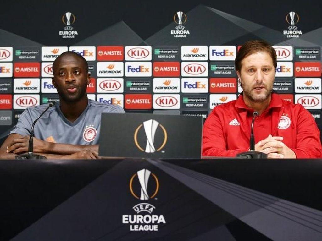 Jelang Hadapi Olympiakos, Milan Diperingatkan Yaya Toure