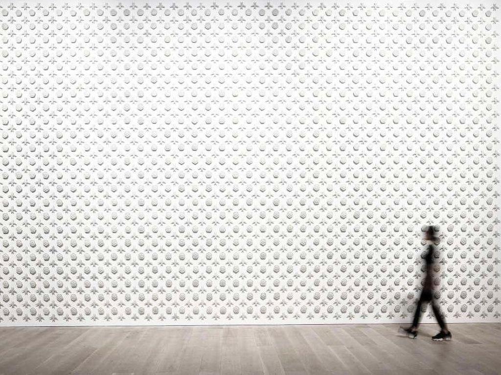 Albert Yonathan Setyawan Kolaborasi Bareng Seniman Jepang di Singapura