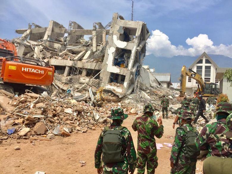 DPR Minta BMKG Memperbaharui Peralatan di Daerah Rawan Bencana
