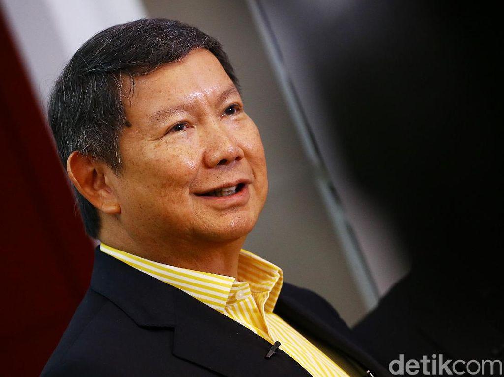 Hashim Singgung Prabowo Marah soal Edhy: Dia Diangkat dari Selokan