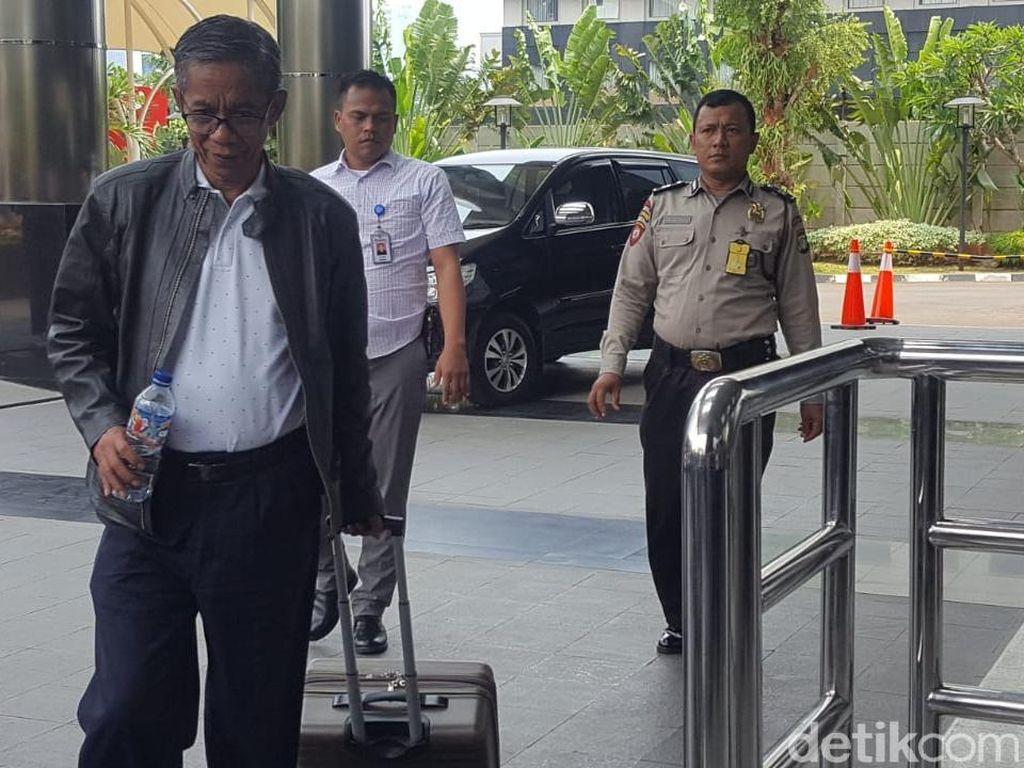 Kena OTT KPK, Kepala KPP Pratama Ambon Tiba di KPK
