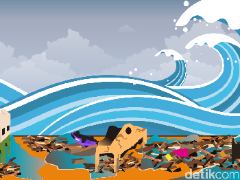 Tsunami Itu Terus Mengejarku